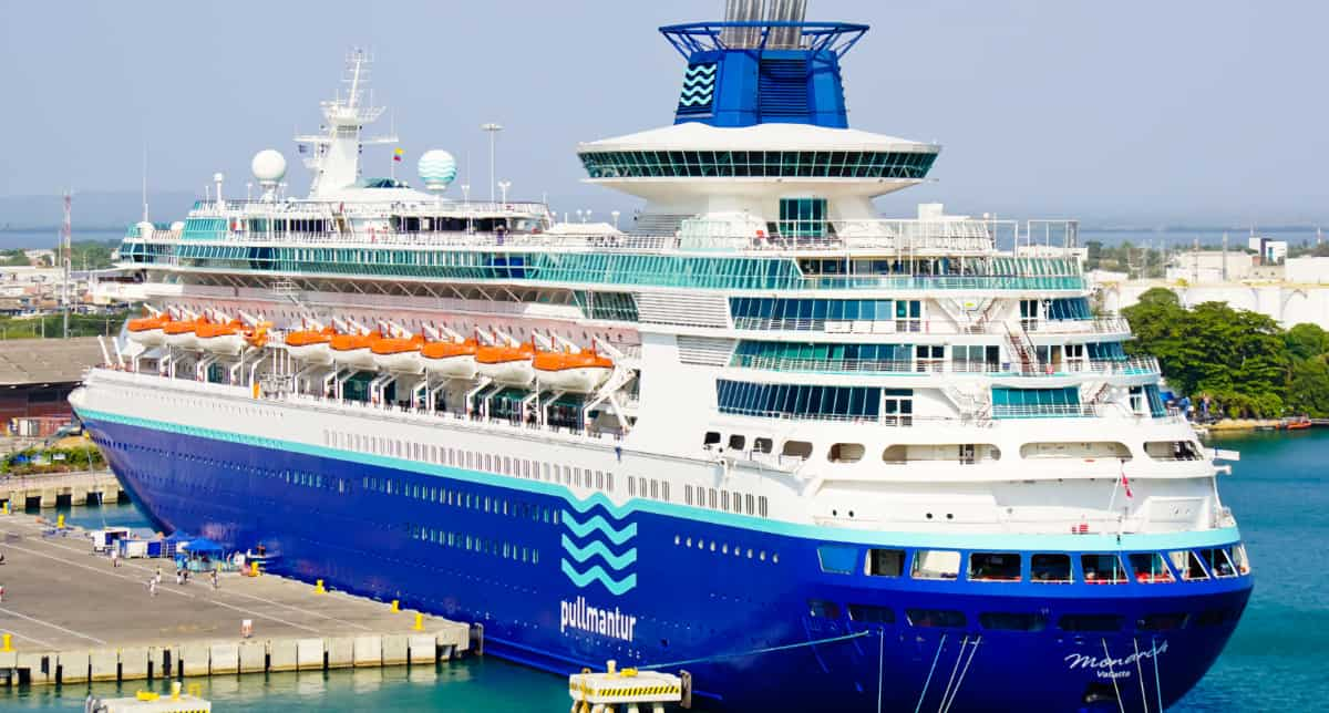 Pullmantur Cruise Ship