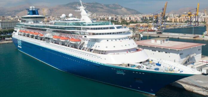Sovereign Cruise Ship