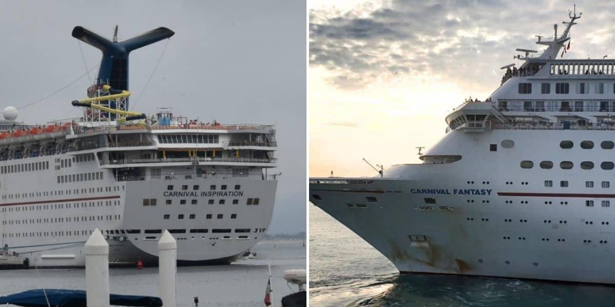 Fantasy-class Cruise Ships