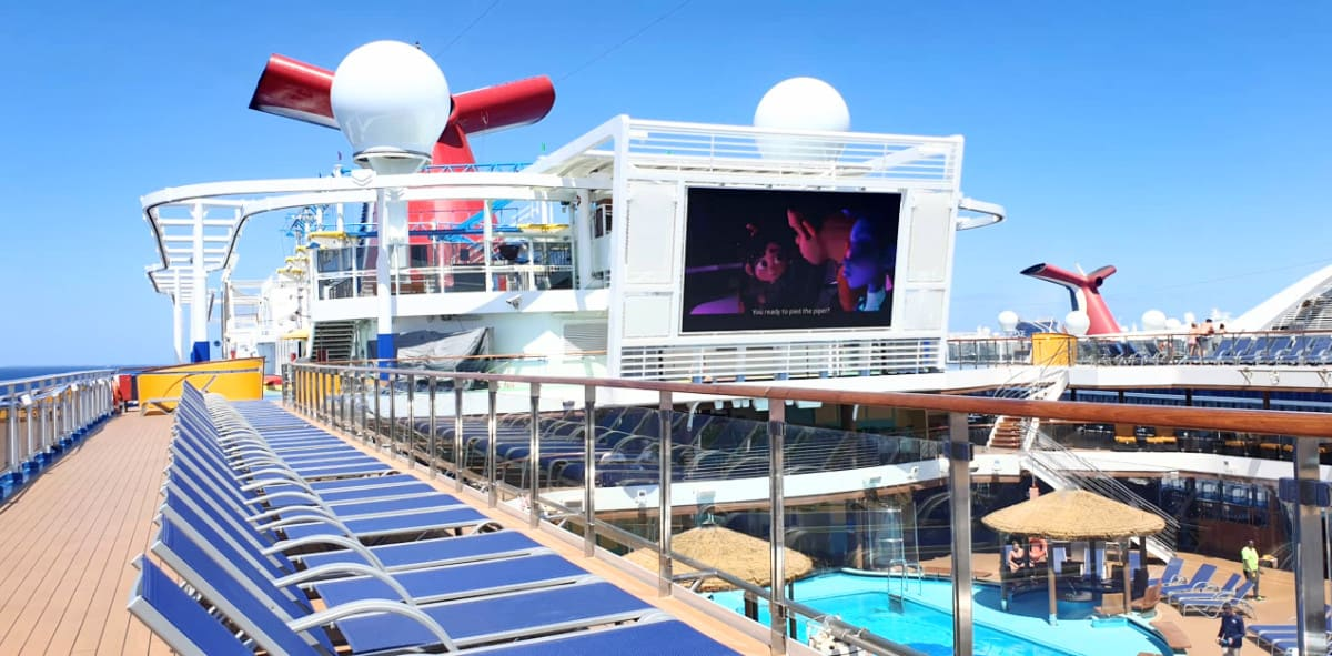 Major Carnival Cruise Line Ship Updates