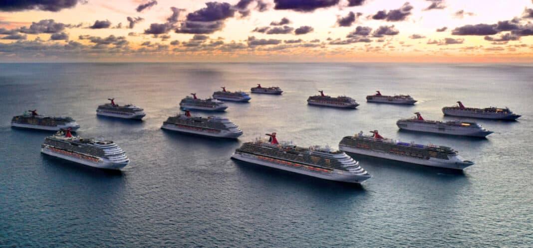 Carnival Cruise Ships in the Bahamas