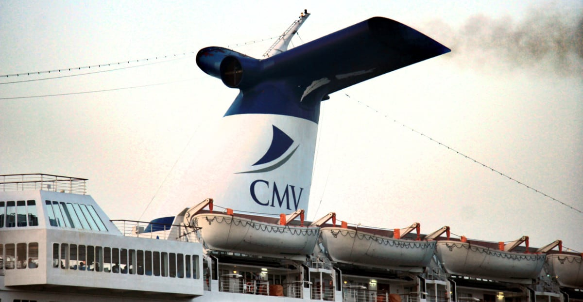 Cruise & Maritime Voyages Funnel