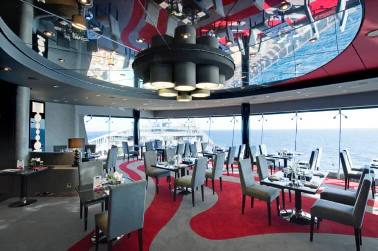 MSC Divina Galaxy Disco Bar