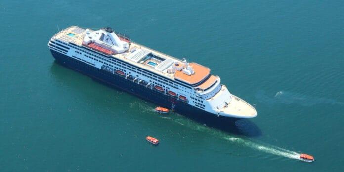 MS Maasdam Cruise Ship