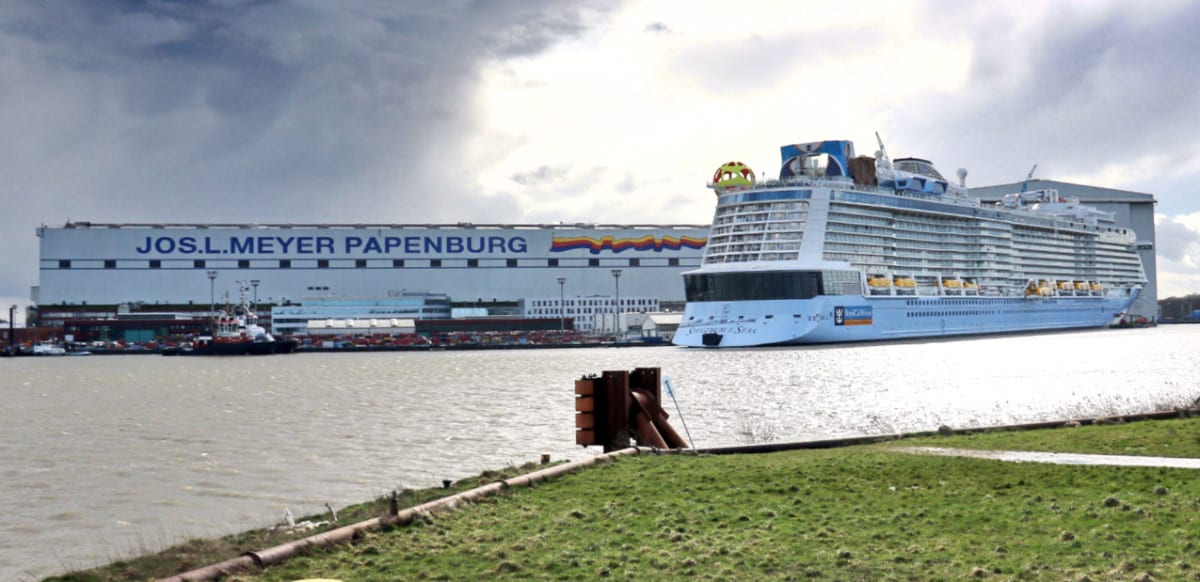 Meyer Werft Shipyard