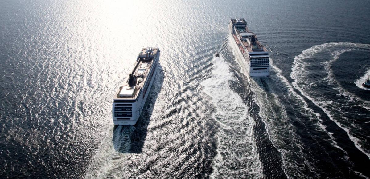 MSC Cruise Ships