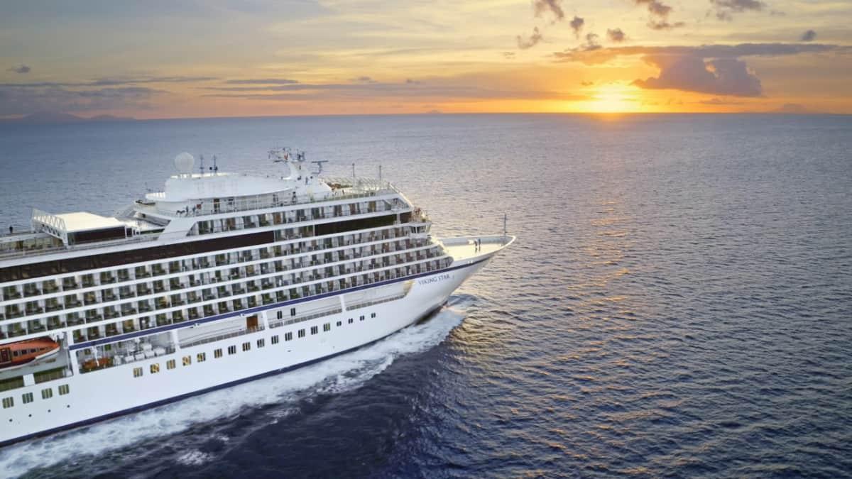 Viking Star Cruise Ship