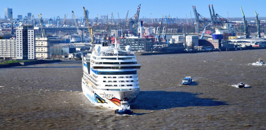 Aida Cruise Ship