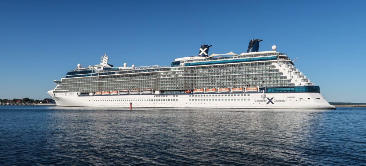 Celebrity Eclipse Cruise Ship