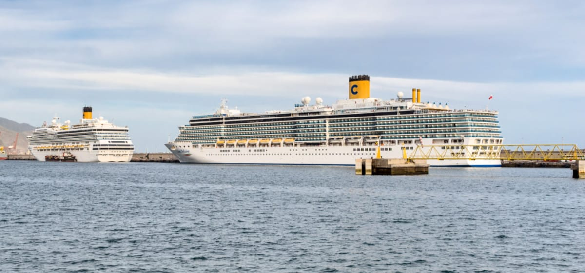 Costa Cruise Ships