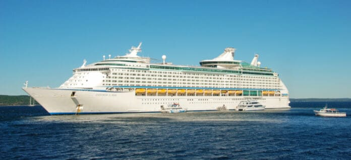 Royal Caribbean's Explorer of the Seas