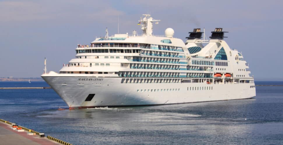 Seabourn Odyssey Cruise Ship