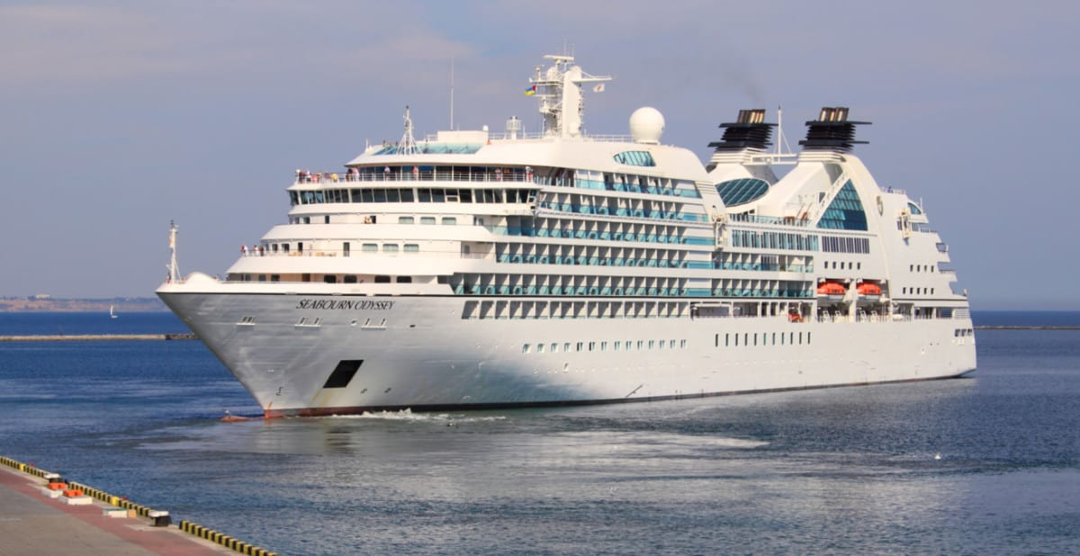 Another Cruise Line Cancels Alaska Sailings