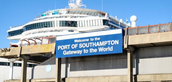 Southampton Cruise port