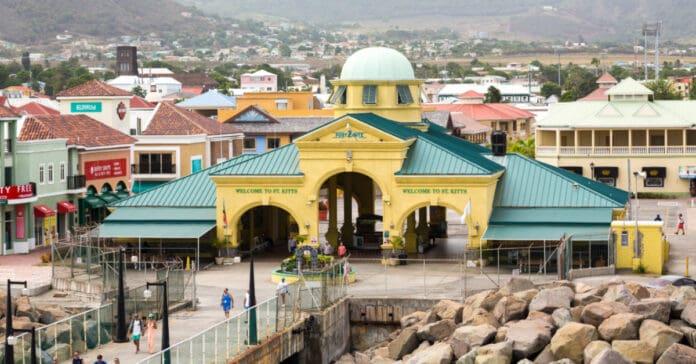 St Kitts Cruise Port