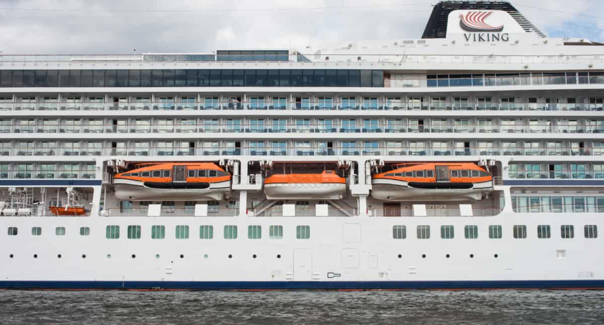 Viking Cruises Ship