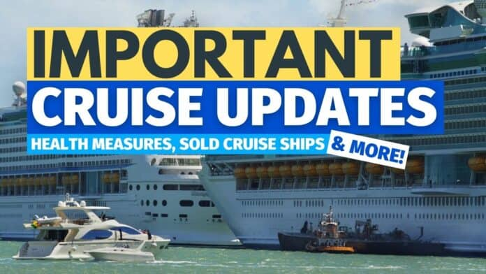 Important Cruise News