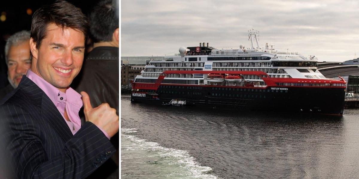 Tom Cruise Hires Cruise Ships