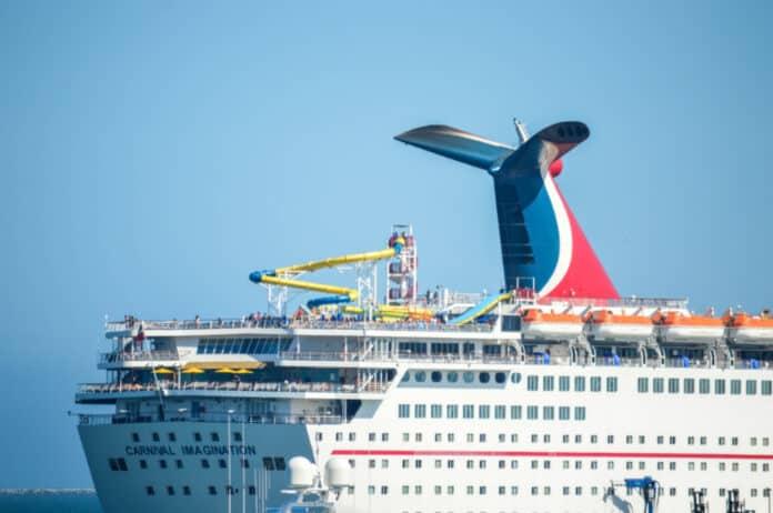 Carnival Imagination Cruise Ship