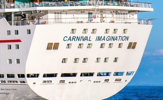 Carnival Imagination Aft