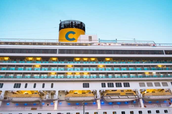 Costa Cruise Funnel