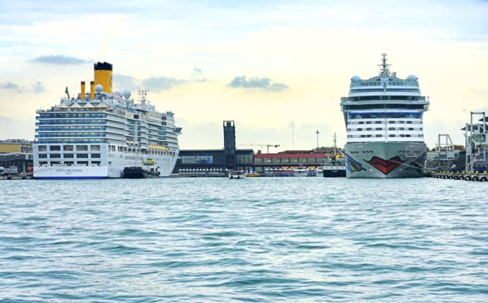 Costa and Aida Cruise Ships