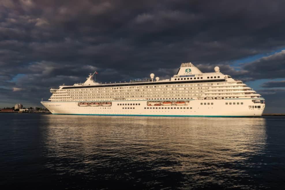 Crystal Serenity Cruise Ship