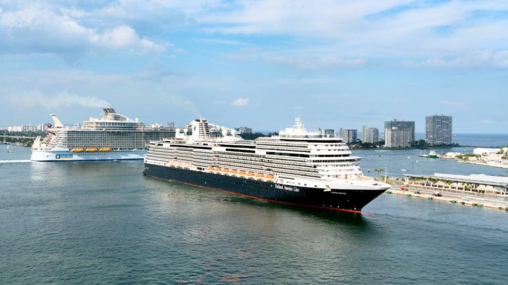 Fort Lauderdale, Florida Cruise Ships