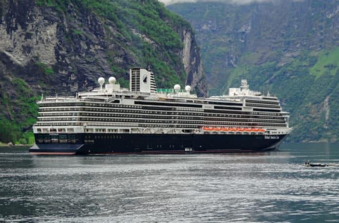MS Koningsdam Cruise Ship
