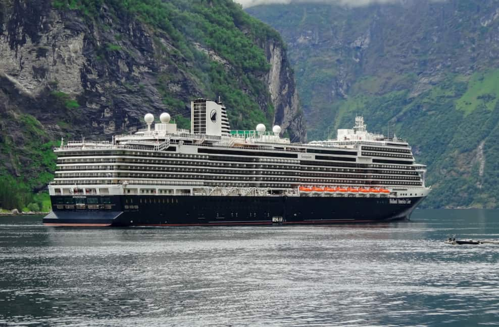 MS Koningsdam Cruise Ship