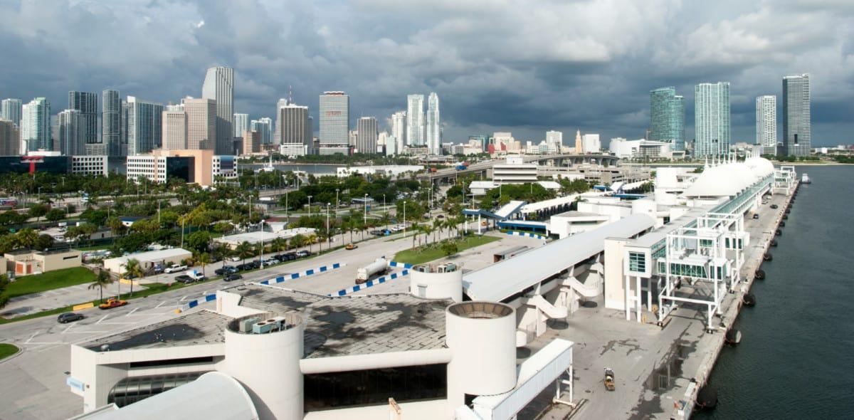 PortMiami Cruise Terminals