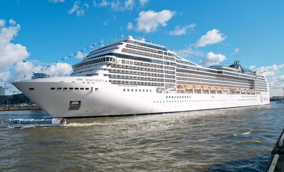 MSC Magnifica Cruise Ship
