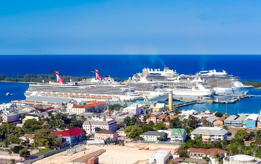 Nassau, Bahamas Cruise Ships