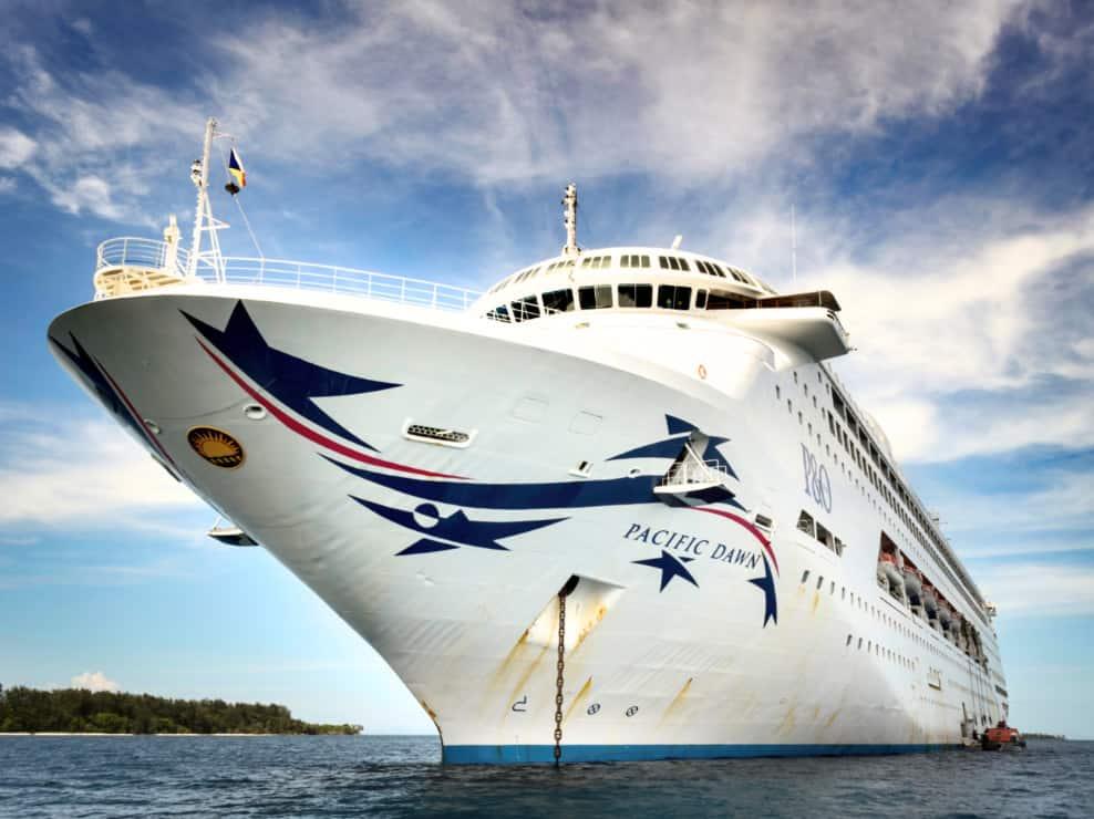Pacific Dawn Cruise Ship