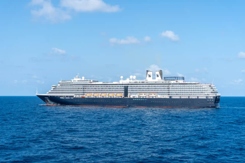 MS Westerdam Cruise Ship