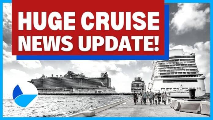 HUGE Cruise News