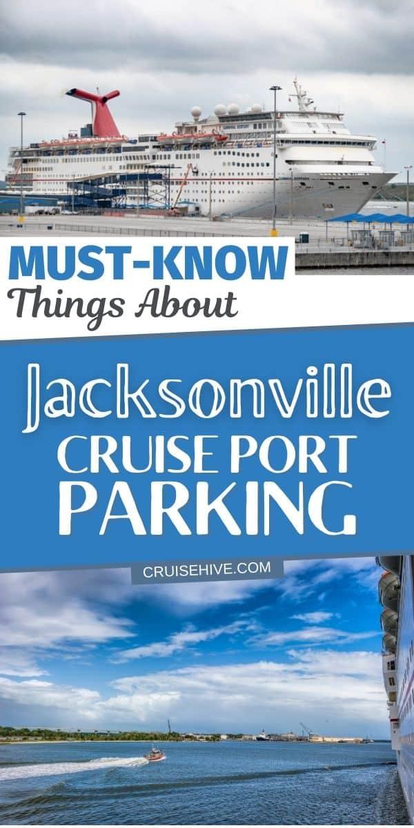 Jacksonville Cruise Port Parking