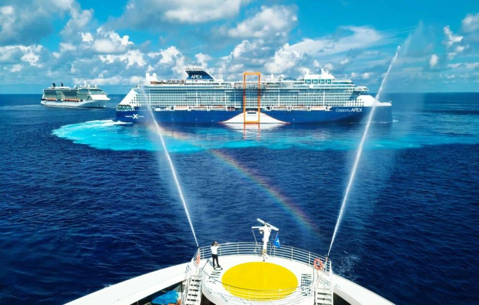 Celerity Apex Cruise Ship