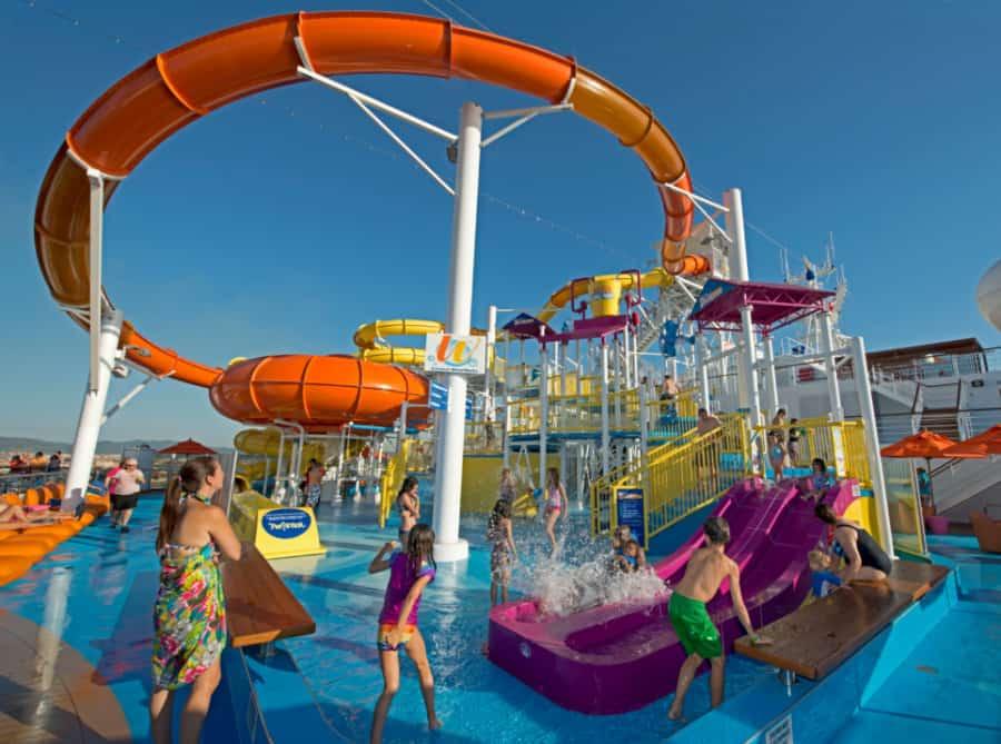 Carnival Breeze WaterWorks