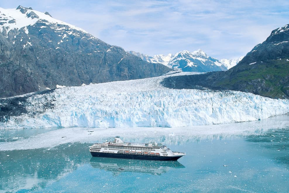 Holland America Cruise in Alaska