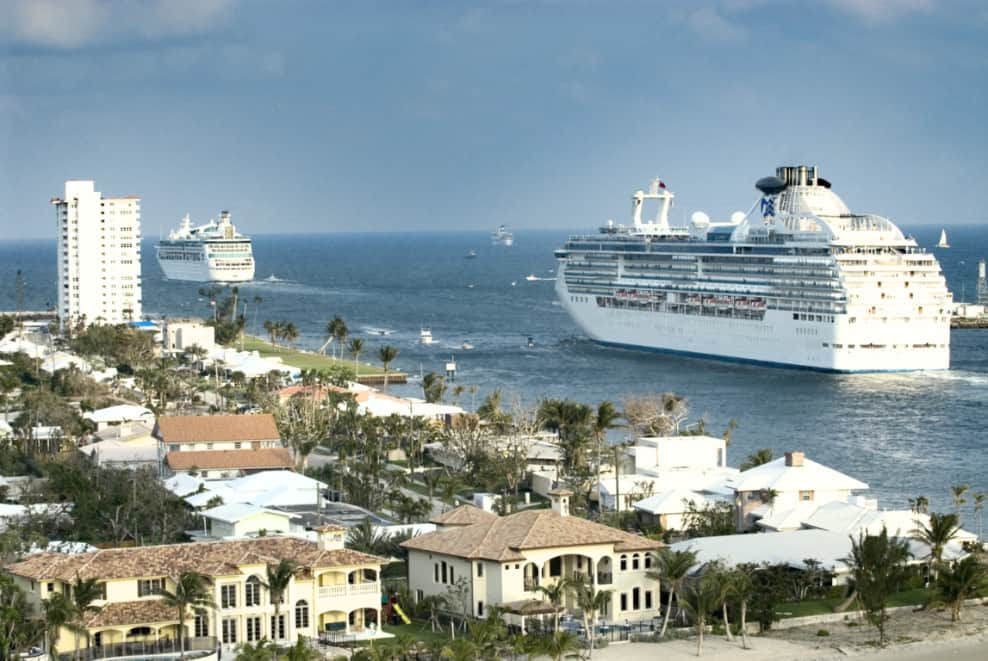 Port Everglades, Fort Lauderdale, Florida