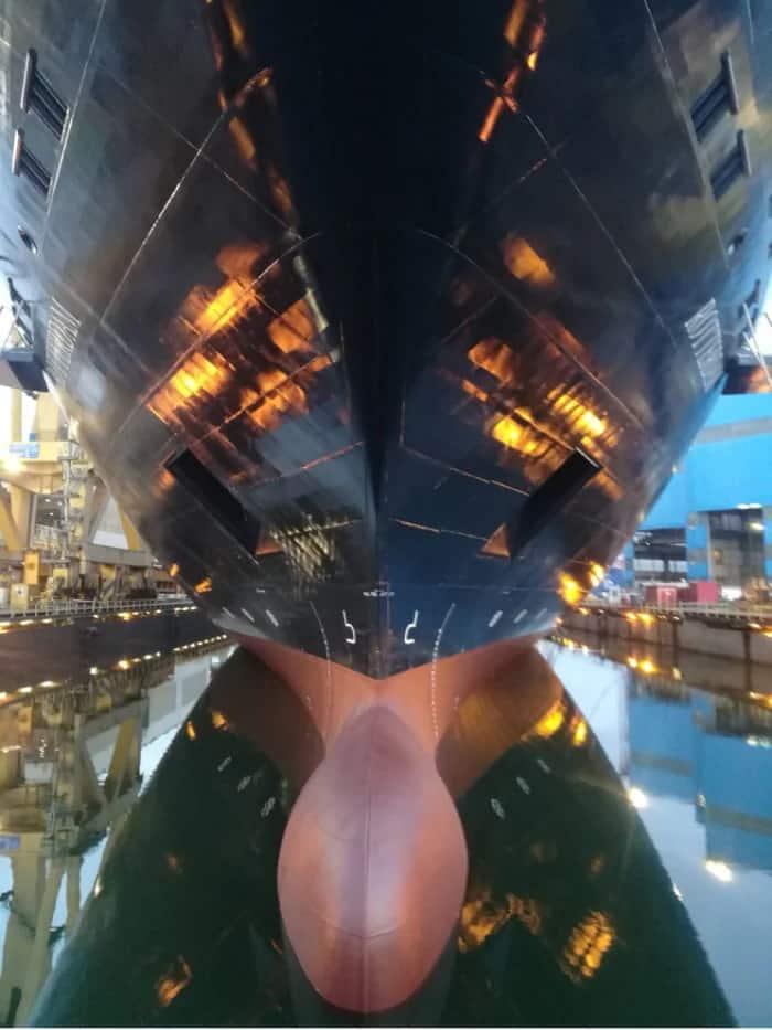 Rotterdam Cruise Ship