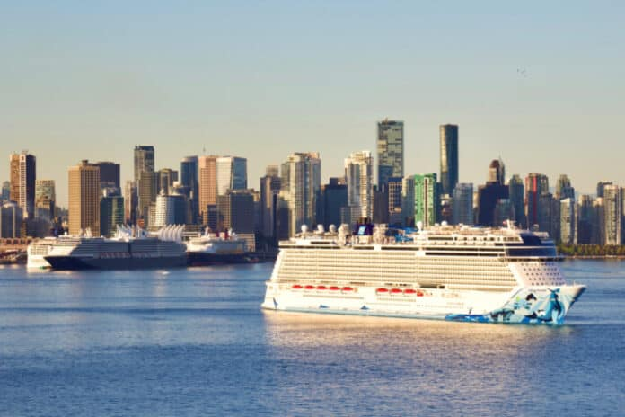 Vancouver Cruise Port