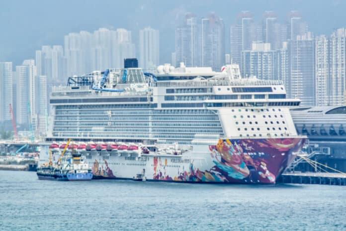 World Dream Cruise Ship