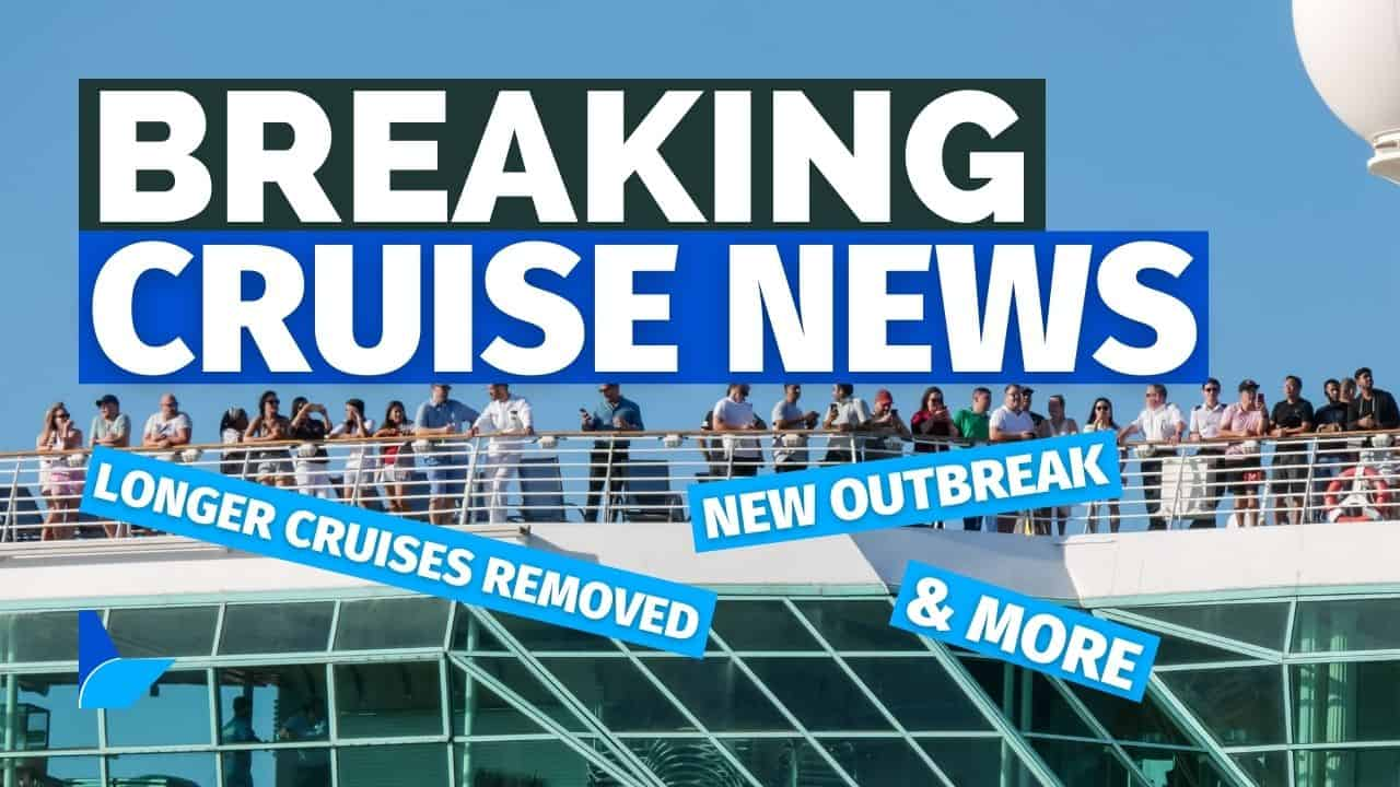 Weekly Cruise News