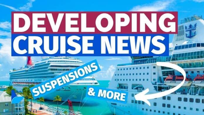 Weekly Cruise News Updates