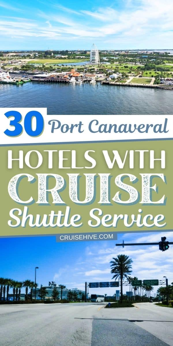 Port Canaveral Florida Cruise Shuttle