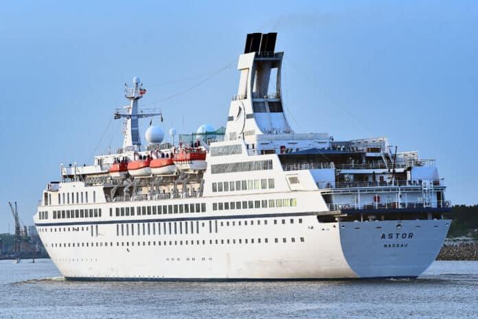 CMV Astor Cruise Ship