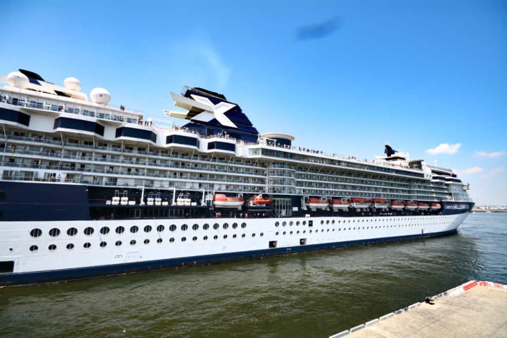 Celebrity Millennium Cruise Ship