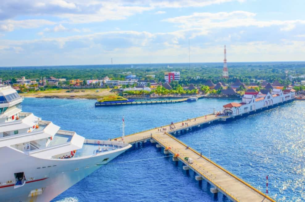 Cozumel Cruise Dock